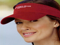 Visors, Embroidery, Screen Printing, Pensacola - Logo Masters Incorporated