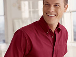 Button Down Shirts, embroidery, screen printing, pensacola, Logo Masters International